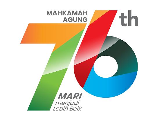 PERINGATAN HUT KE-76 MAHKAMAH AGUNG RI